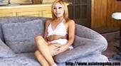 大人気インドネシアロリ系美少女グロリア、ハードなアナルセックスからアナル中出し グロリア 2
