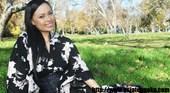 アジア天国オリジナル笑顔がかわいい黒髪ロングヘア浴衣巨乳娘中華フランス娘ジア・リーが電マ攻めでマジ感じ -アジア天国オリジナル作品- ジア・リー 3