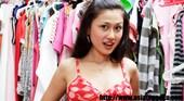 アジア ユーラシア系美少女シリーズ・スタイル抜群スレンダーボディのミーシャがセクシーなポーズで大胆に感じまくり。 ミーシャ 2