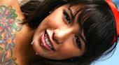 欲しがりなアジアン巨乳娘 HONEY GIRL SAMORA MORGAN サモラ モーガン 2