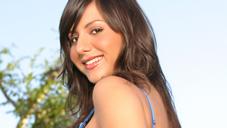 敏感な尻穴 アナルもマンコも感じちゃう18歳の敏感な穴 Alana  アラナ リー 8