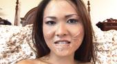 ぶっかけられたい女 Nyomi Zen ニョーミ ゼン 13