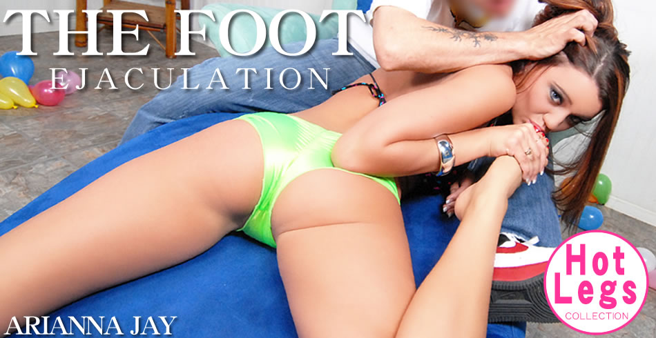 THE FOOT EJACULATION